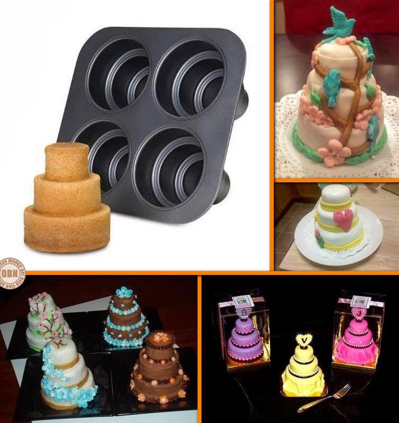 """Mini cake - Maxi Impact!"""
