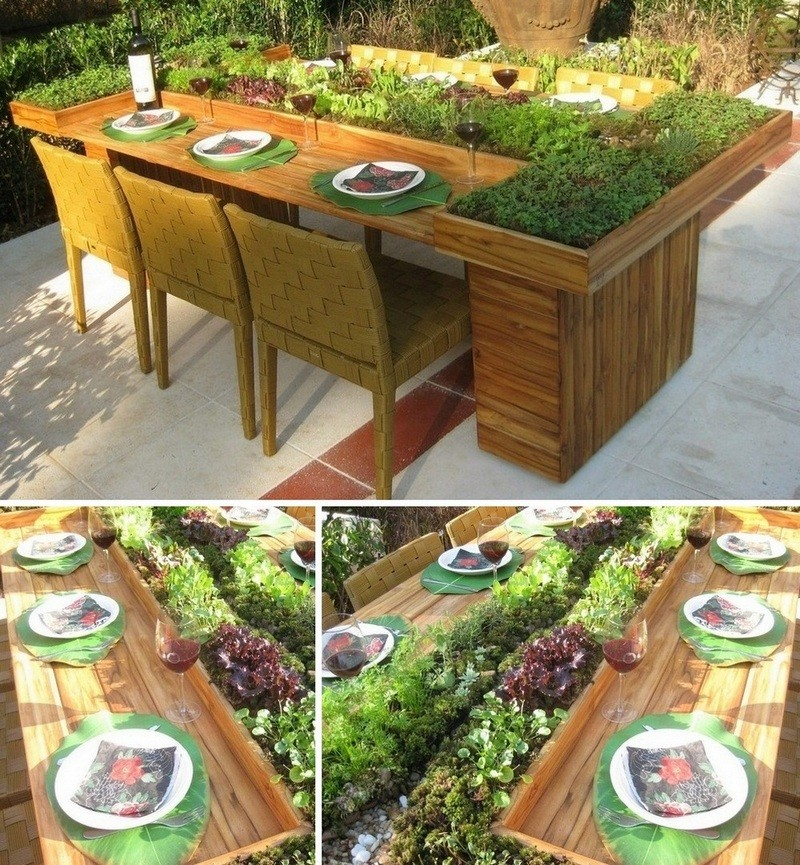 A new take on table to plate