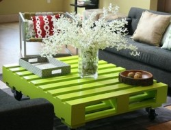 Or an upscaled coffee table