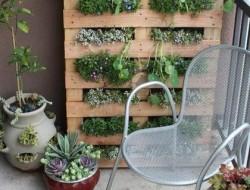 As a balcony planter?