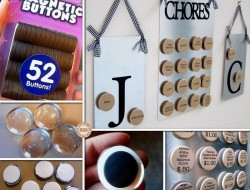 DIY Magnetic Chore Chart - The Owner-Builder Network