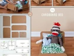 DIY Cardboard Bed - The Owner-Builder Network