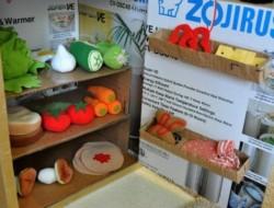 DIY Cardboard Play Kitchen - The Owner-Builder Network