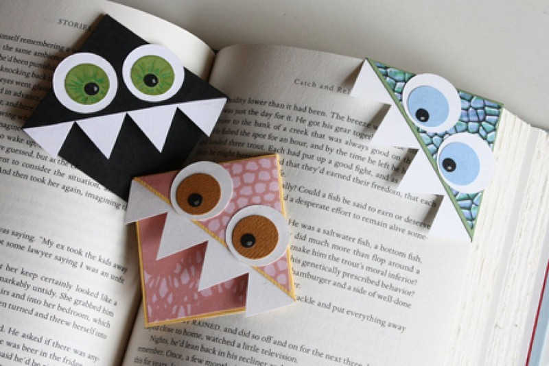 DIY Monster Bookmark - The Owner-Builder Network