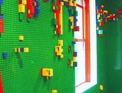 The Ideal LEGO Room: Build a LEGO Wall! - theBrickBlogger