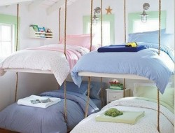 Double Swing Bed