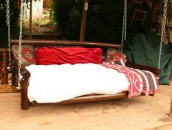 Porch Swing Bed