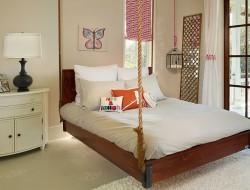 Swing Bed in the Bedroom