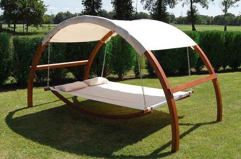 Tonga Swing Bed