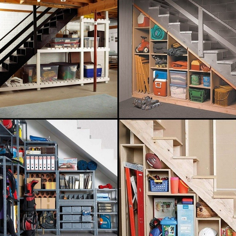 12 Storage Ideas For Under Stairs: The Owner-Builder Network