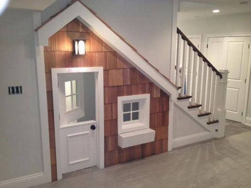 Here's an idea for using the space under your staircase that might make Harry Potter envious. What do you think?