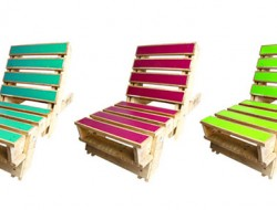 Pallet deck chairs?