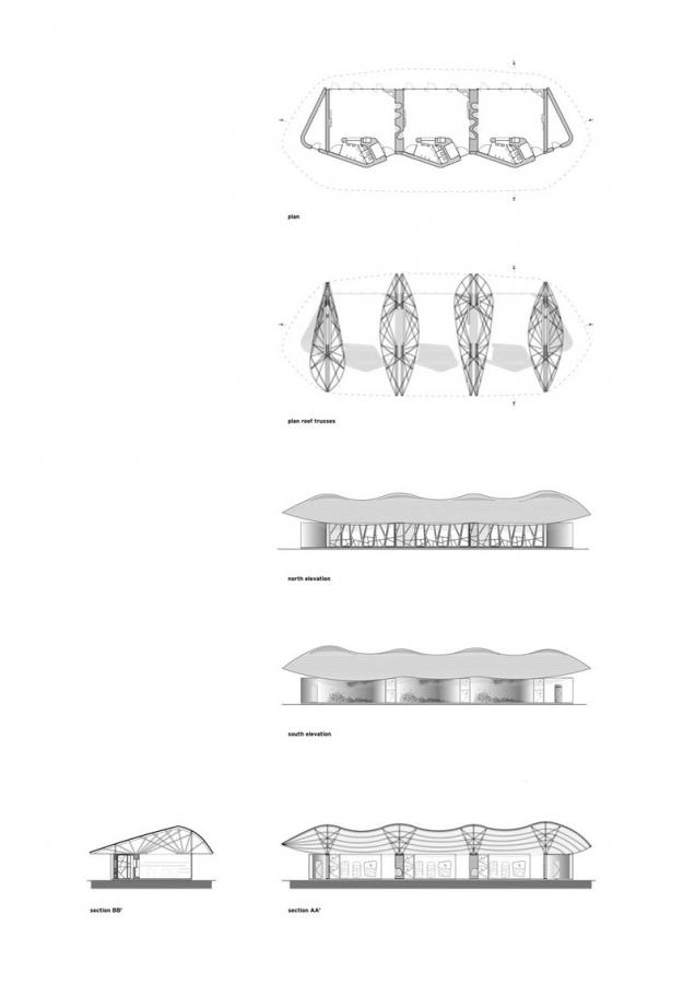 Panyaden School -  Drawings 1
