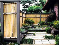 Bamboo Fencing - Arsh Handicarfts