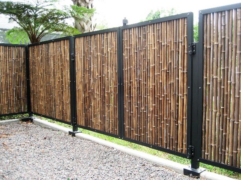 Bamboo Fences - Fence Workshop