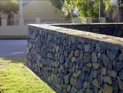 Stone and Wall Fences
