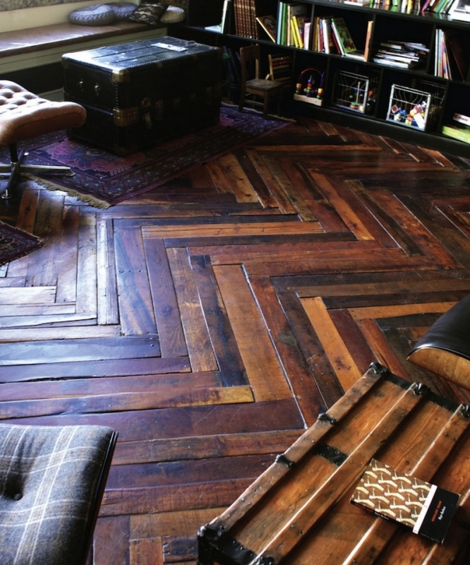 Flooring Ideas - Designed and manufactured by Arctic Plank