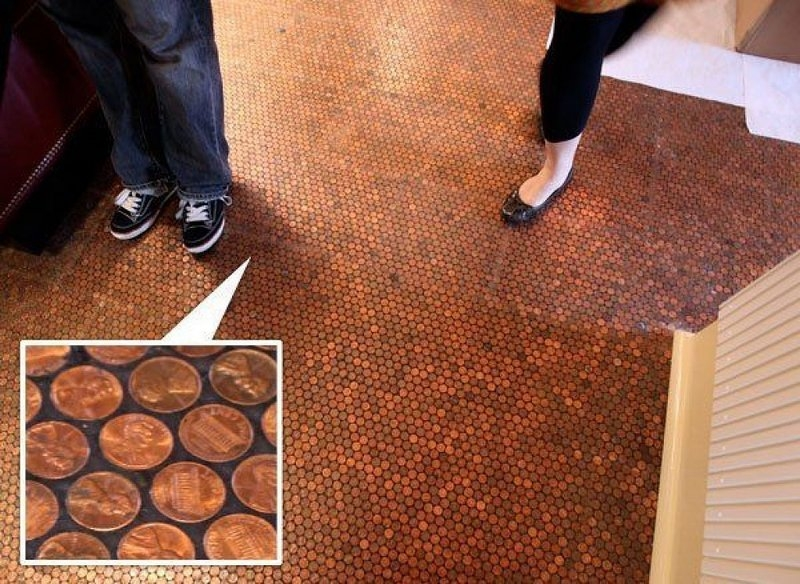 Flooring Ideas - Robin Standefer and Stephen Alesch of New York-based design