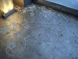 Concrete Flooring Art - Andrey Goncharov's