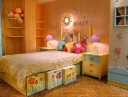 Do you have a princess in your family who would love to have this bedroom?