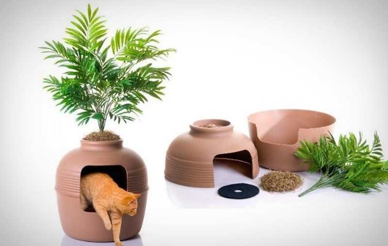 Hidden Litter Box - Assembly