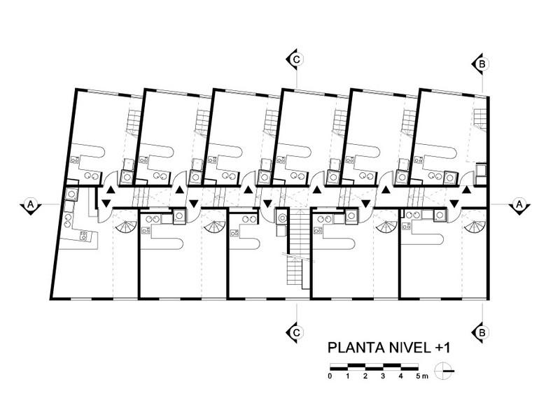 Lofts Yungay II - Level 01 Floor Plan