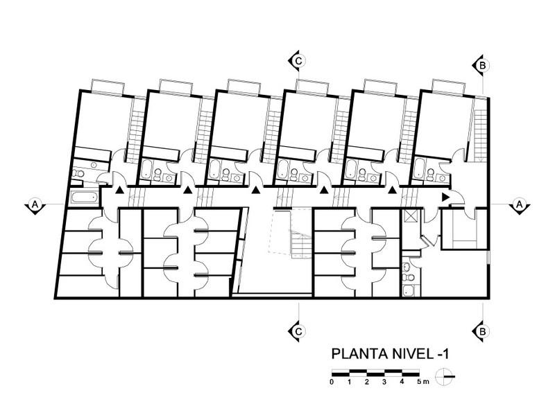 Lofts Yungay II - Level -01 Floor Plan