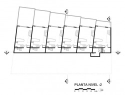 Lofts Yungay II - Level -02 Floor Plan
