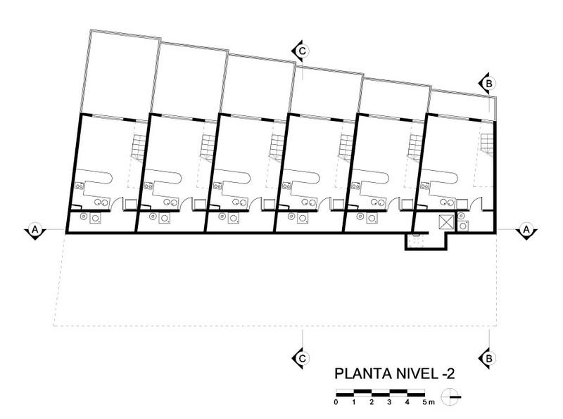 Lofts Yungay II - Level -02 Floor Plan