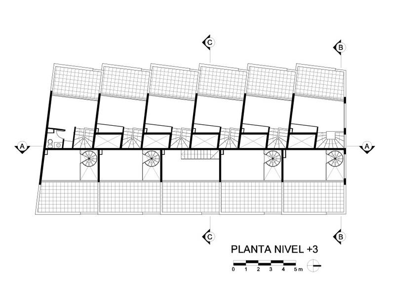 Lofts Yungay II - Level 03 Floor Plan