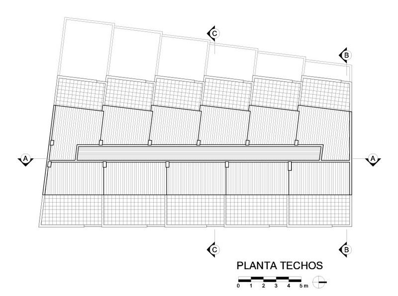 Lofts Yungay II - Roof Plan