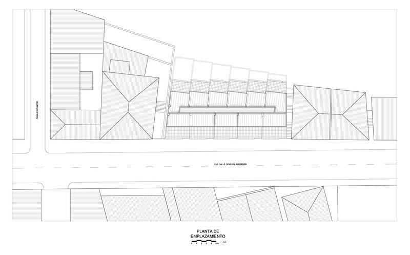 Lofts Yungay II - Location Plan