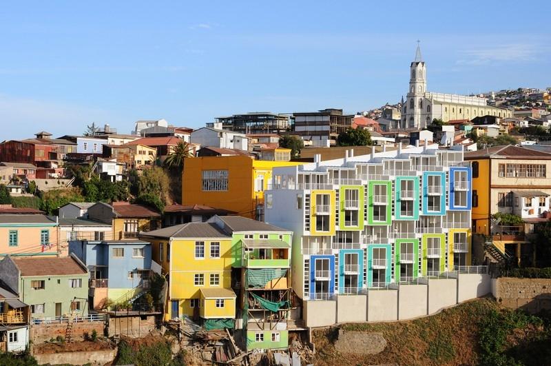 Lofts Yungay II - Valparaiso, Chile