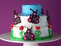 Cute Multi-Tiered Mini Cake