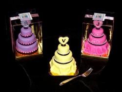 Multi-Tiered Mini Cake Giveaway