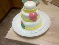 Multi-Tiered Mini Cake