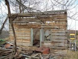 The original 'cabin'