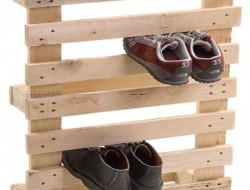 Or a h humble shoe rack