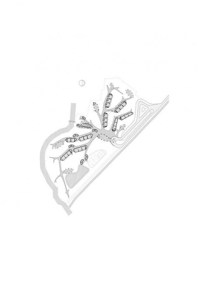 Panyaden School - Site Plan