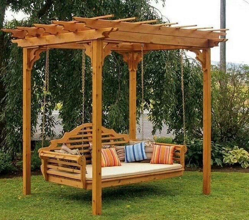Would this help you unwind if you have this in your backyard?