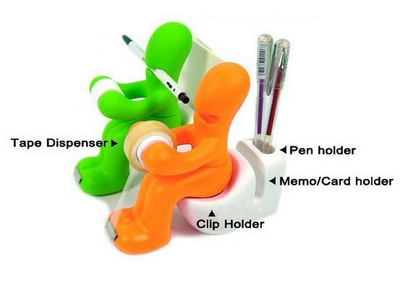 The Butt Station Desk Accessory Holder - Parts