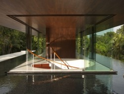 Water-Cooled House - Bukit Timah, Singapore