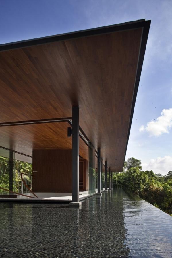 Water-Cooled House - Bukit Timah, Singapore