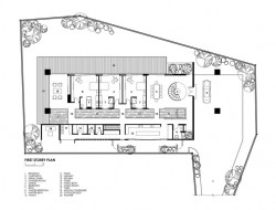 Water-Cooled House - Ground Floor Plan