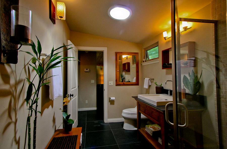 Master bathroom - Kaweah Falls