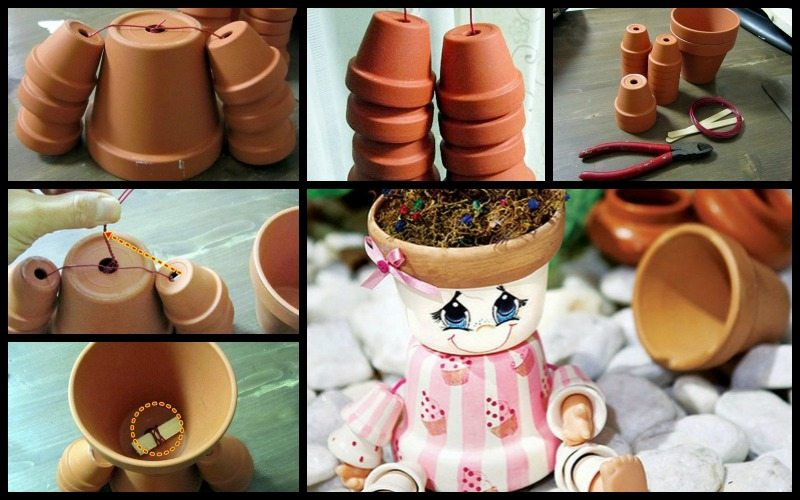ClayPotFlowerPeople