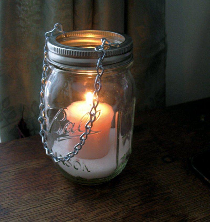 Diy mason jar lantern the owner builder network for Diy lantern lights