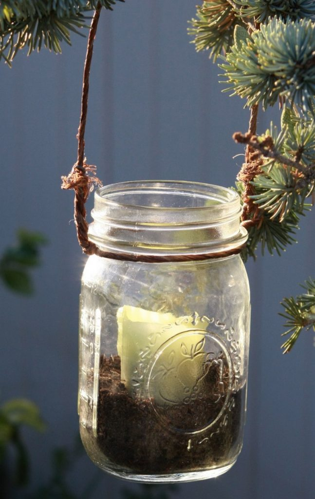 Diy Mason Jar Lantern The Owner Builder Network