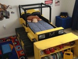 DIY Truck Bed Kids Example