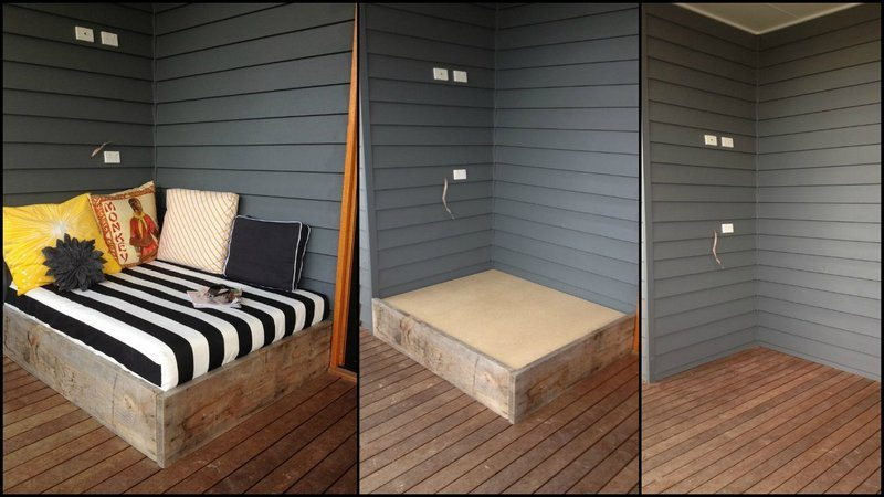 - Make A Day Bed From Reclaimed Timber